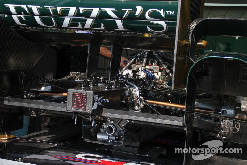 Лука Філіппі, CFH Racing Chevrolet detail
