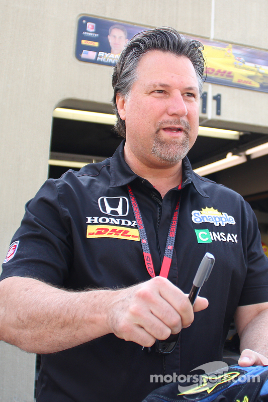 Майкл Андретті, Andretti Autosport Honda