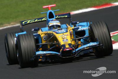 Monza, test di agosto