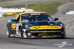 Leighton Reese (#6 Chevrolet Corvette C6)