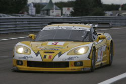 #4 GLPK Carsport Corvette C6R: Bert Longin, Anthony Kumpen, Mike Hezemans