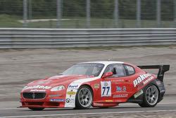 #77 AF Corse Maserati Gransport Light: Mariano Bellin, Roberto Conte