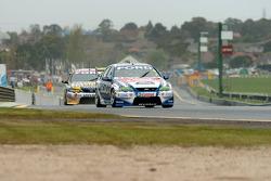 Sunday V8 Supercar warmup