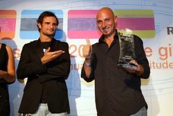 Truckie of the Year Michele Robazza, FMS International