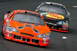 Jeff Burton and Martin Truex Jr.
