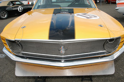 Nose of a 1970 Ford Boss 302