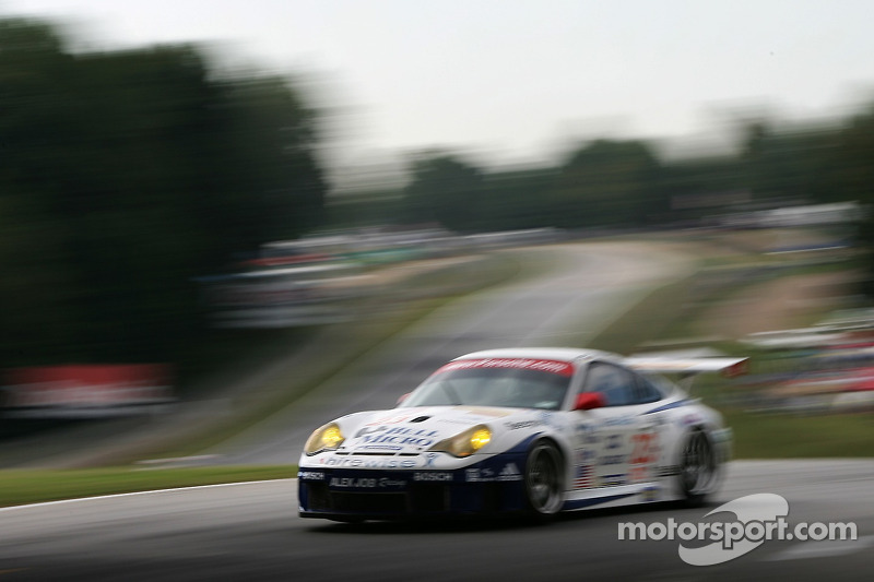 Alex Job Racing Porsche 911 GT3 RSR : Dominik Farnbacher, Marcel Tiemann, Robin Liddell