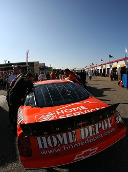 Home Depot Chevy at tech inspection