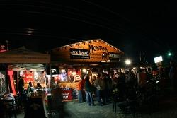 Saturday night at the Montana Saloon & Grill