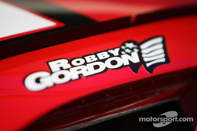 Conférence de presse de Robby Gordon Motorsports : La Ford Fusion 2007 du Robby Gordon Motorsports