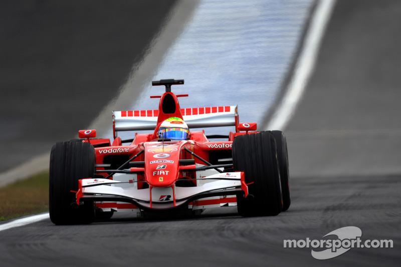 2006: Felipe Massa, Ferrari 248 F1