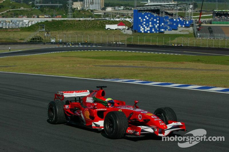 2006 - Felipe Massa, Ferrari