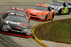 Denny Hamlin leads Dale Earnhardt Jr., Tony Stewart and Jimmie Johnson