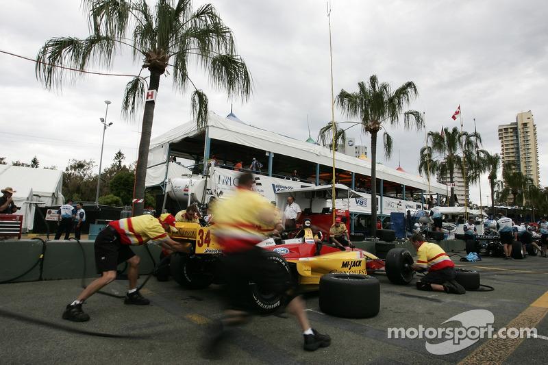MI-Jack/Conquest Racing