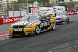 Samedi, V8 Supercar, course 1