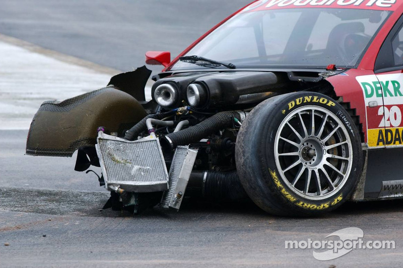 Accident de Vanina Ickx