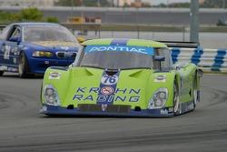 #76 Krohn Racing Pontiac Riley: Colin Braun