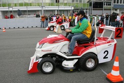 Journée des RP, Mountfield Cup on Tractors : Tuka Rocha