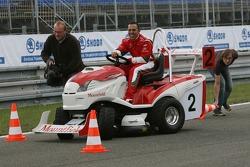 Journée des RP, Mountfield Cup on Tractors : Khalil Beschir