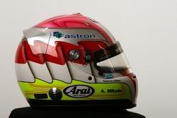 Helmet of Ananda Mikola