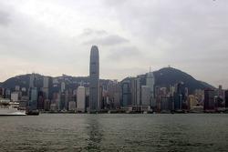 Hong Kong city features