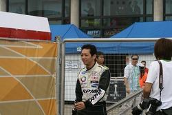F3 drivers photoshoot: Michael Ho