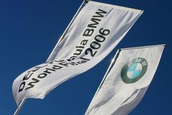 Formula BMW World Final 2006 flags