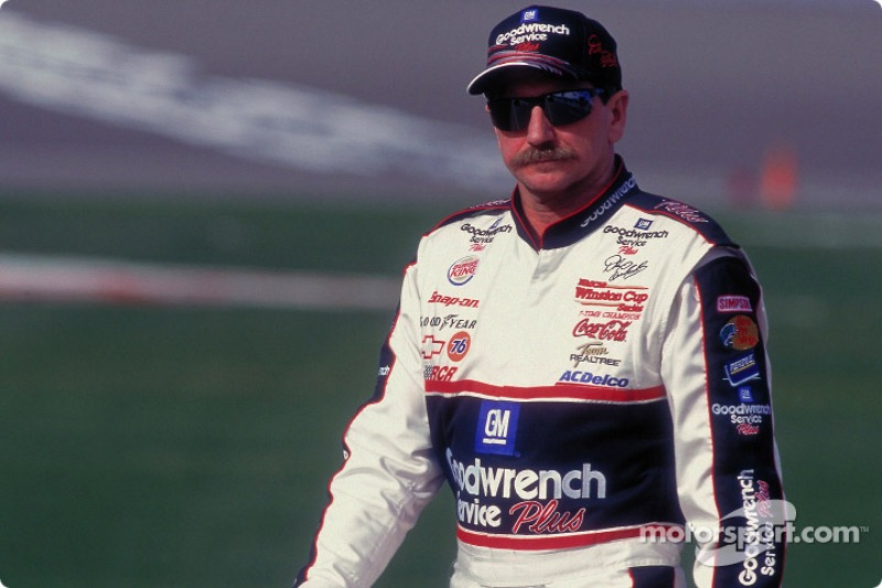 Dale Earnhardt und das tragische Daytona 500