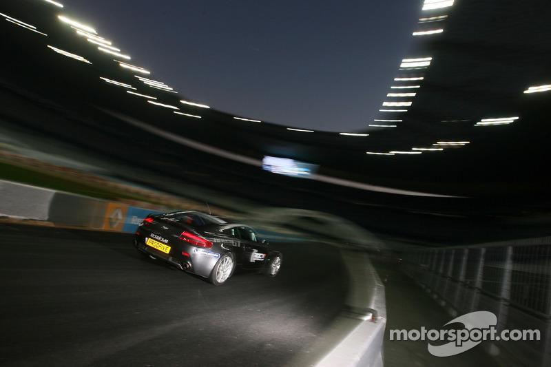Aston Martin V8 Rally GT