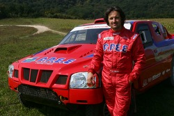 Team Dessoude test in Le Galicet: Yvan Muller