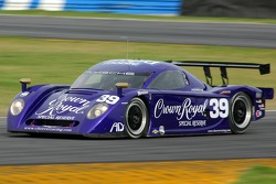 #39 Cheever Racing Porsche Crawford: Christian Fittipaldi, Eddie Cheever, Emmanuel Collard, Sascha Maassen