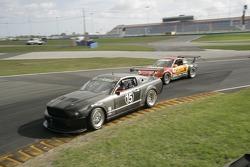 #15 Blackforest Motorsports Mustang Cobra GT: Tom Nastasi, Alex Tagliani, Guy Cosmo, Lou Gigliotti