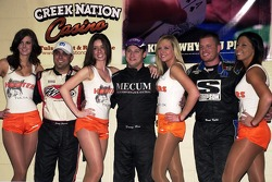 Davey Ray topped Wednesday night's Creek Nation Casino Qualifying event