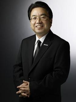 Yoshiaki Kinoshita, Vize-Präsident