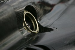 Detail of the Team Australia Panoz DP01