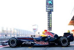 EL Red Bull Racing RB3
