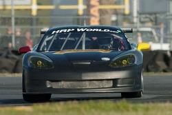 #49 Team Sahlen Corvette: Joe Sahlen, Joe Nonnamaker, Wayne Nonnamaker, Will Nonnamaker