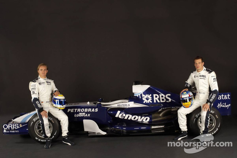 2007: Williams Toyota