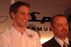 Christijan Albers and Mike Gascoyne