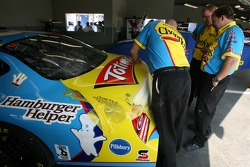 Cheerios Dodge crew members at work