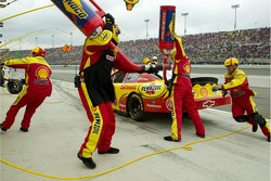 Pitstop for Kevin Harvick
