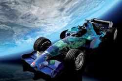 The Honda F1 Racing RA107