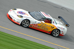 #46 Michael Baughman Racing Corvette: Michael Baughman, Bryan Collyer, John Connolly, Mike Yeakle, Frank Del Vecchio