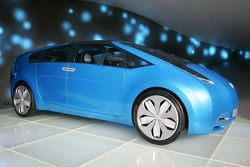 Toyota Hybrid Concept Car