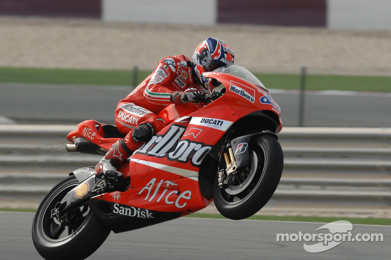 2007: Casey Stoner, Ducati Desmosedici GP7