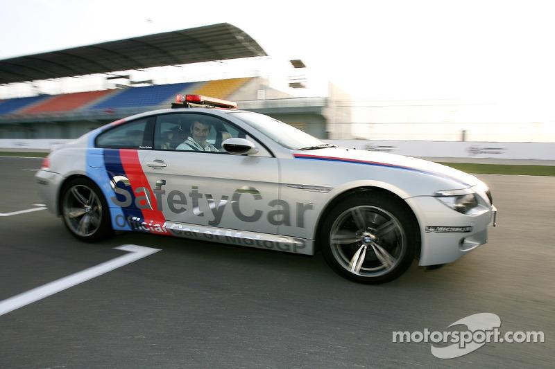 Voiture de sécurité BMW M6