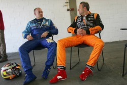 Robert Huff, Team Chevrolet, Chevrolet Lacetti and Tom Coronel, GR Asia, SEAT Leon