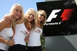 Australian Grand Prix Girls