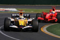 Giancarlo Fisichella, Renault F1 Team, Australië 2007