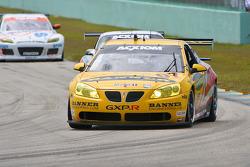 #07 Banner Racing Pontiac GXP.R: Paul Edwards, Kelly Collins
